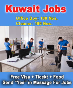 Kuwait Jobs for Foreigners