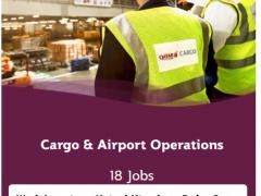Lead Cargo System Automation Officer in Qatar Airways || Doha Qatar