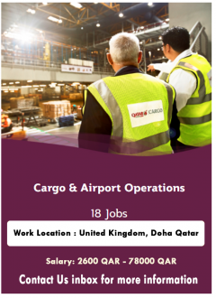 Lead Cargo System Automation Officer in Qatar Airways || Doha Qatar