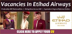 Etihad Airways Jobs