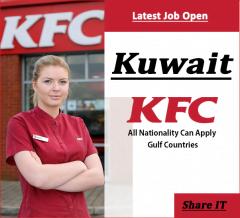 KFC Jobs in Kuwait