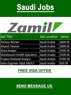 Zamil Group Job Vacancies & Careers | Saudi Arabia 2021
