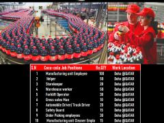 Coca-Cola Almana Career in Qatar 2021