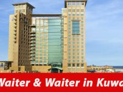 Hyatt Regency Career in Kuwait | Waiter