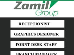 Saudi Jobs | Receptionist | Graphics Designer | Communication Specialist | Buyer