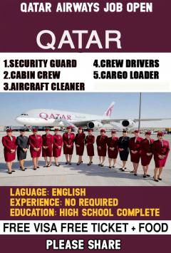 Qatar Airways Jobs || Duty Officer