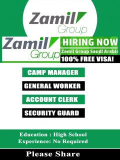 Latest zamil group jobs in Saudi Arabia