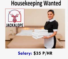 Housekeeping JACKALOPE Australia