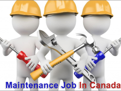 Maintenance Employee Wanted in Canada